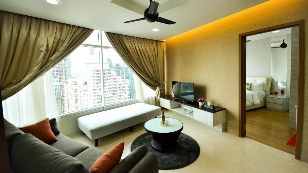 2 Bedroom Deluxe Suite Premium View
