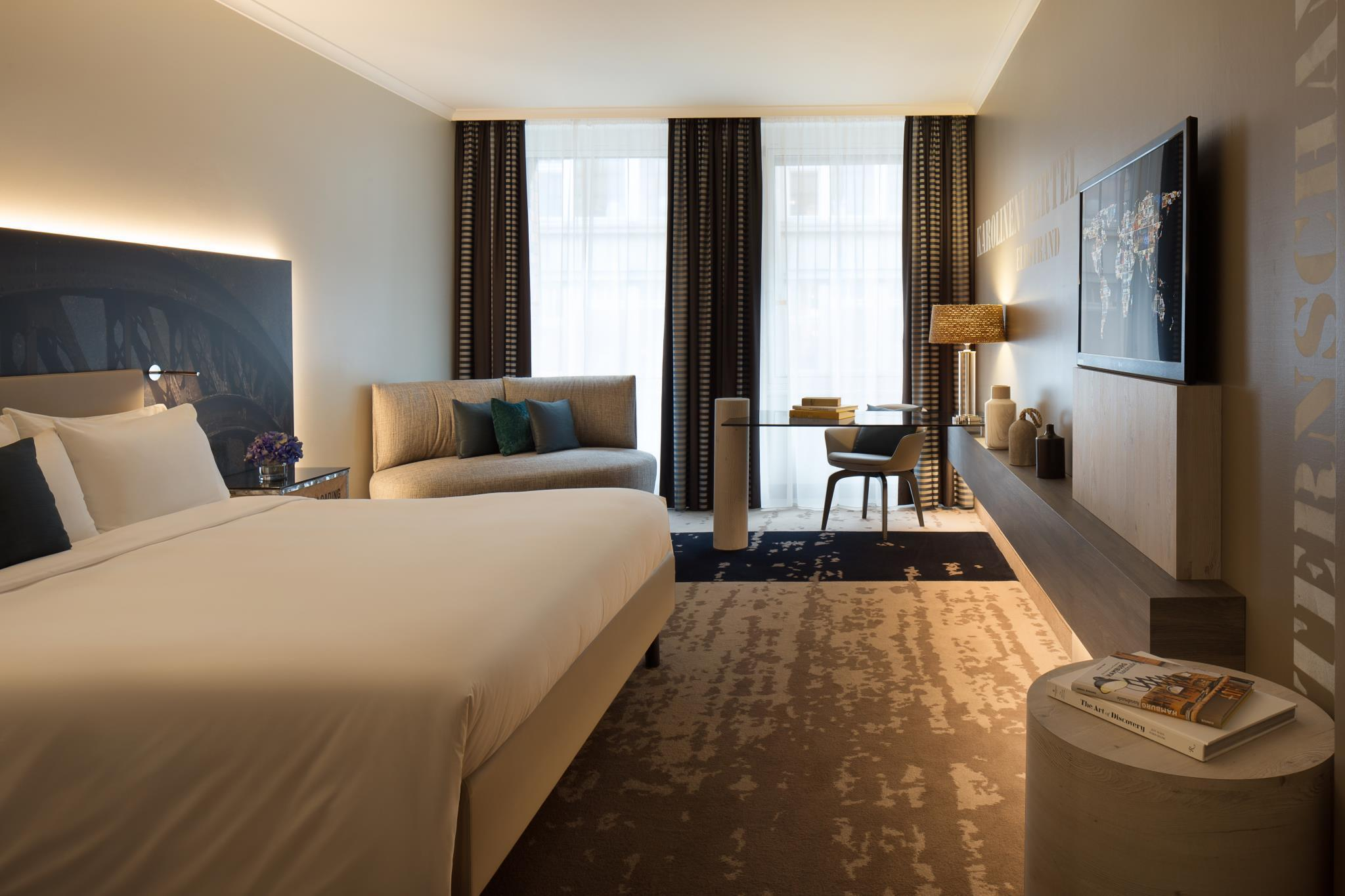 Superior Room, Larger Guest room, 1 King or 2 Queen