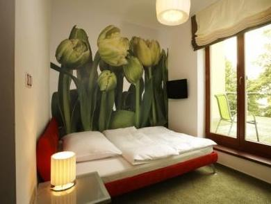 Lite dobbeltrom (Small Double Room)