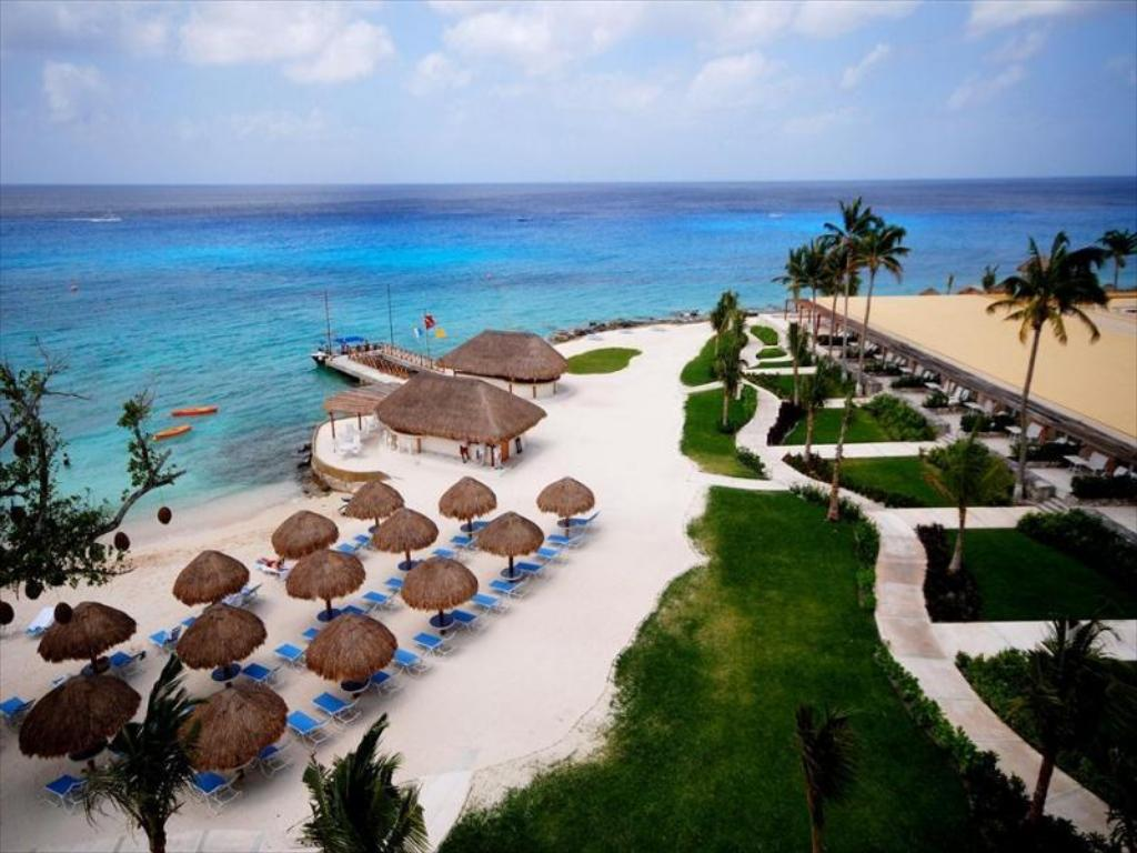More About Presidente Intercontinental Cozumel Resort Spa
