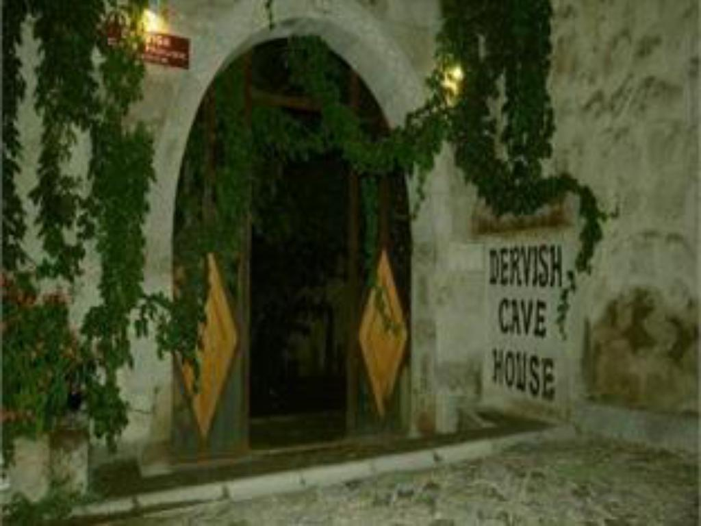 Exterior view Dervish Cave House