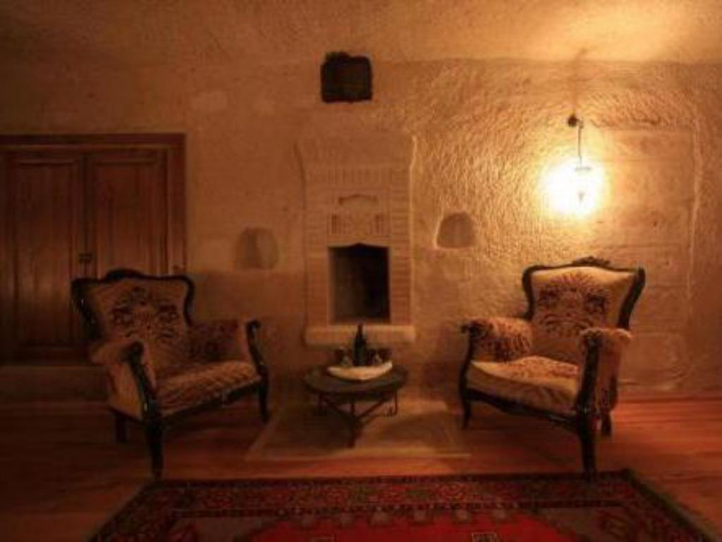 Interior view Dervish Cave House