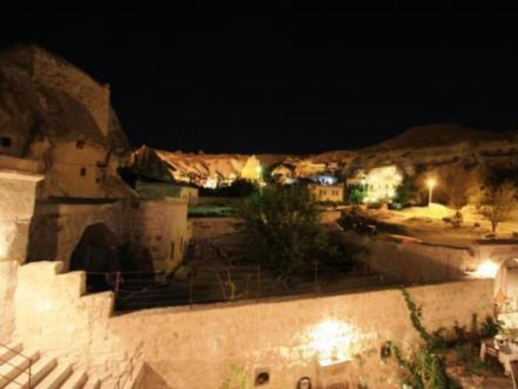 More about Dervish Cave House