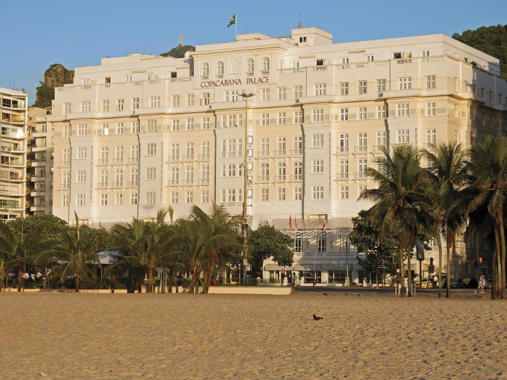 More about Belmond Copacabana Palace