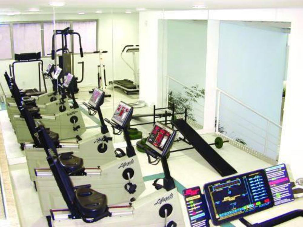 Fitness center Hotel Heritage Comfort Inn