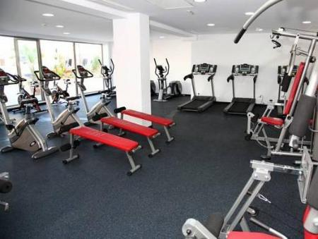 Fitness center Hotel Puchet