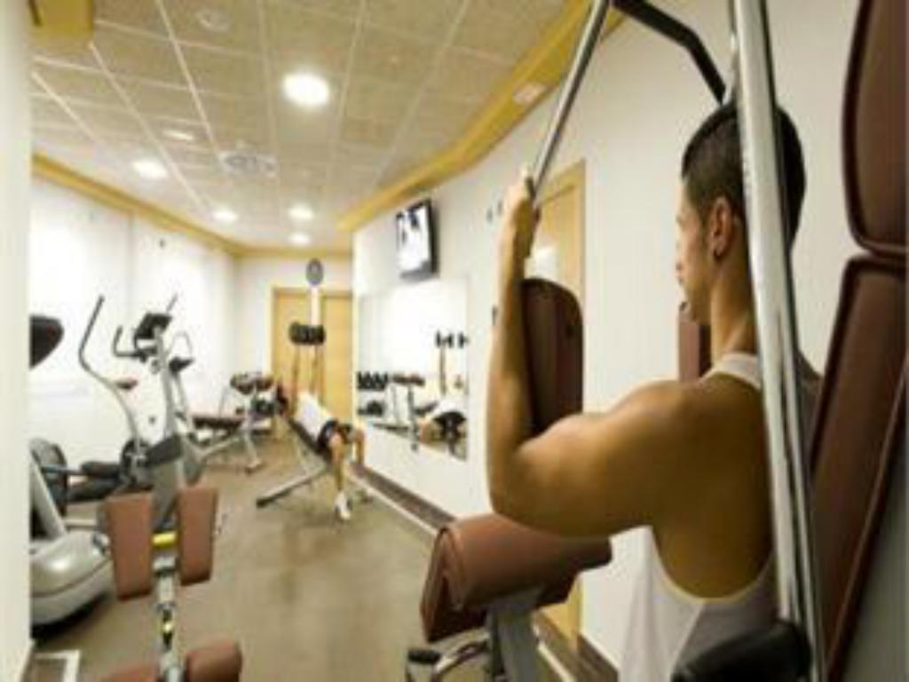 Fitness center Hotel Churra Vistalegre