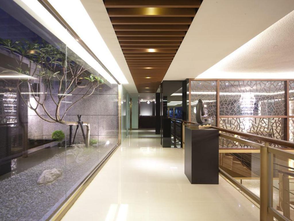 Lobby Lealea Garden Hotels Taipei