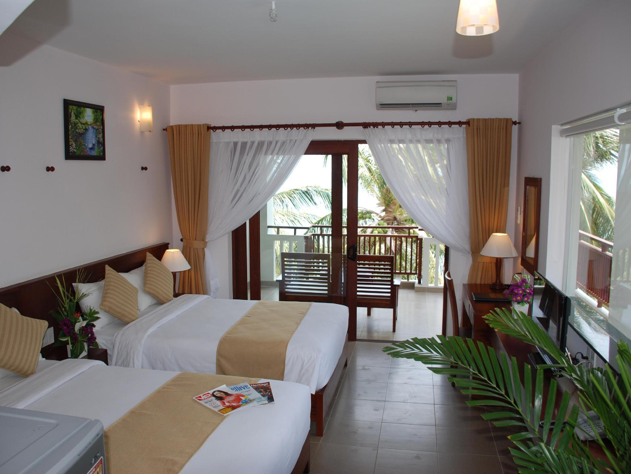 Phòng Suite Hướng biển (Suite Sea View)