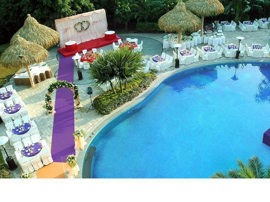 Piscina Chimelong Hotel