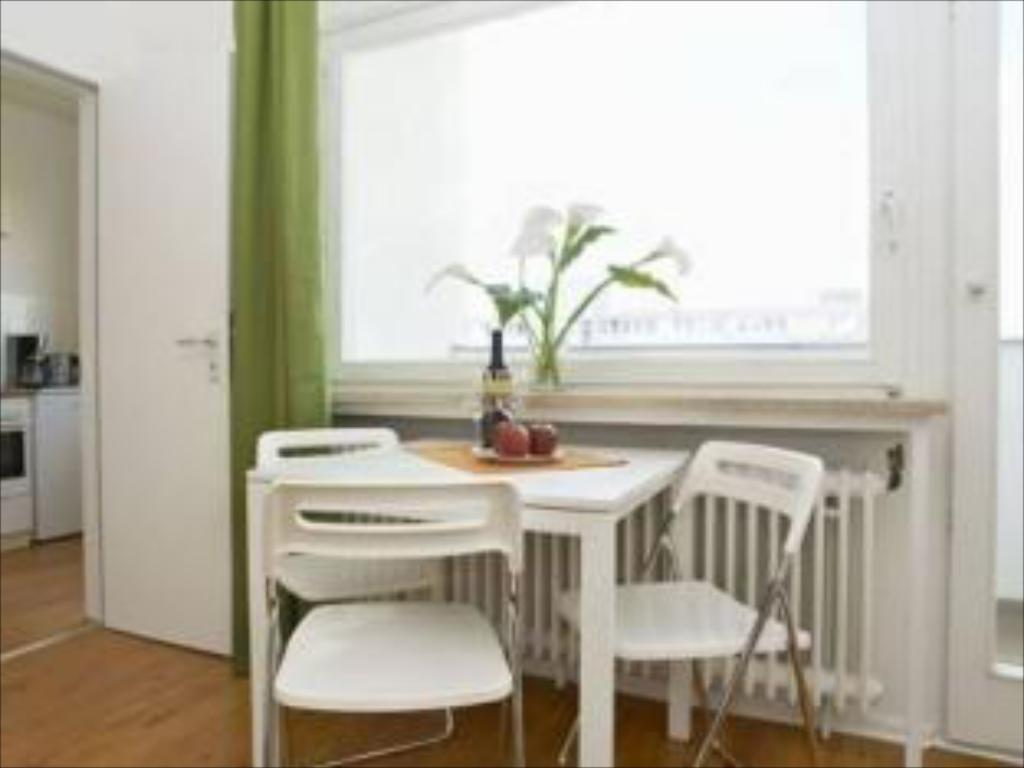 Hotellet indefra A & B Apartment & Boardinghouse Berlin