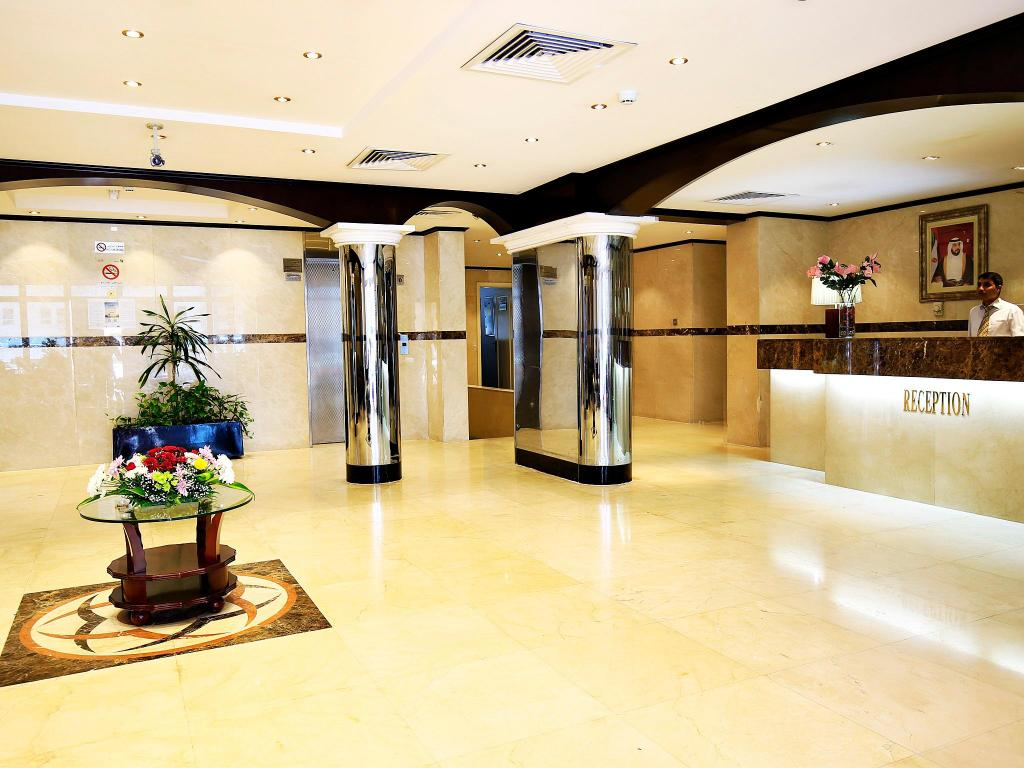 Lobby Imperial Hotel Apartments