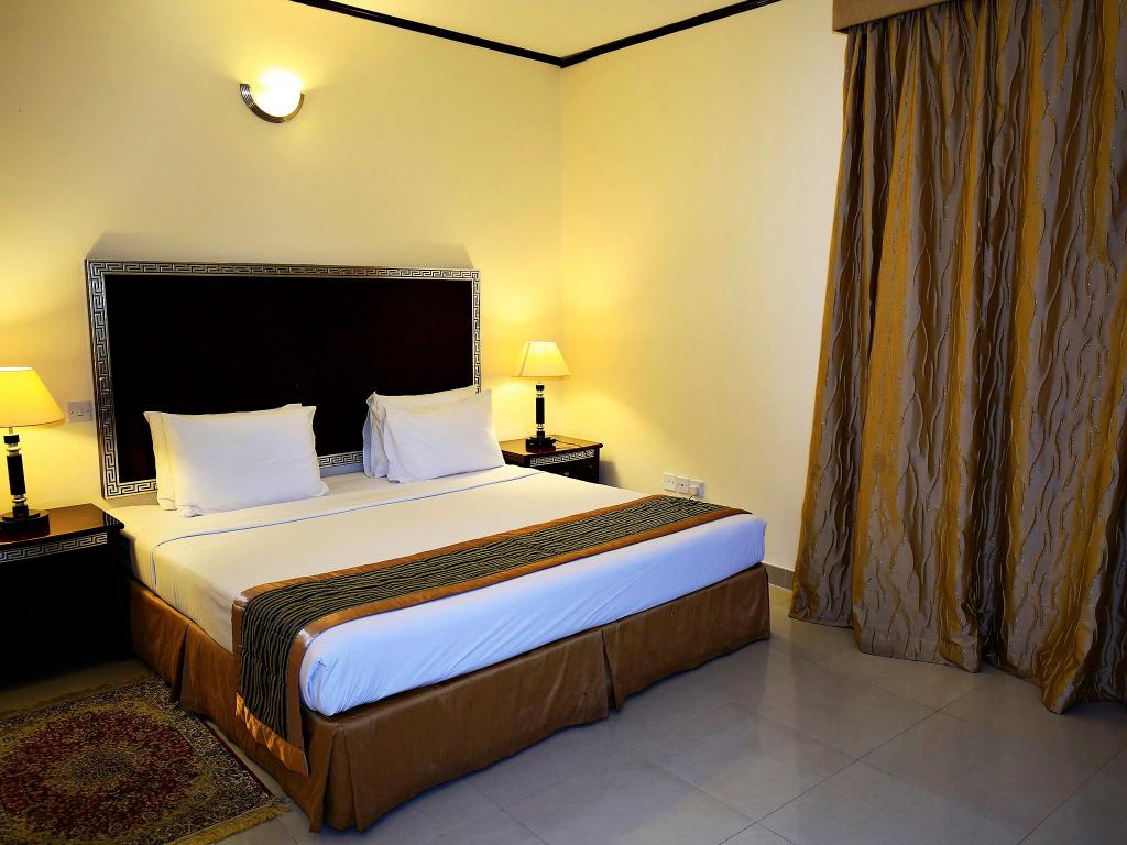 1 Bedroom Apartment - Bed Imperial Hotel Apartments