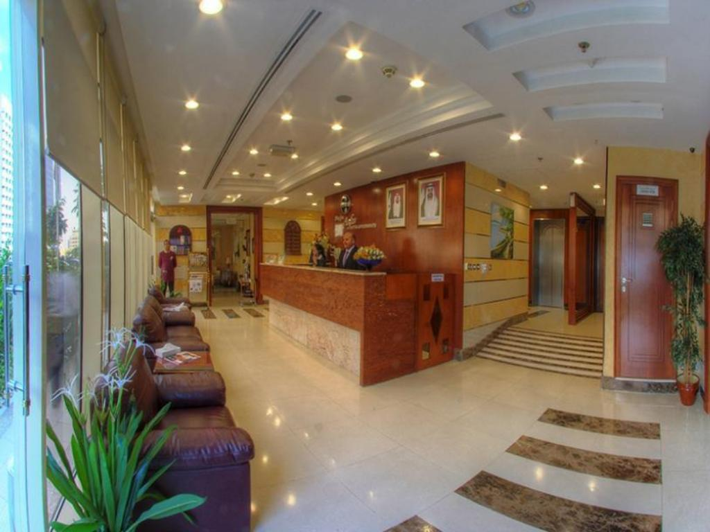 Foyer Murjan Asfar Hotel Apartment