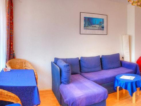 Leilighet med balkong (4 voksne) (Apartment (4 adults) with Balcony)