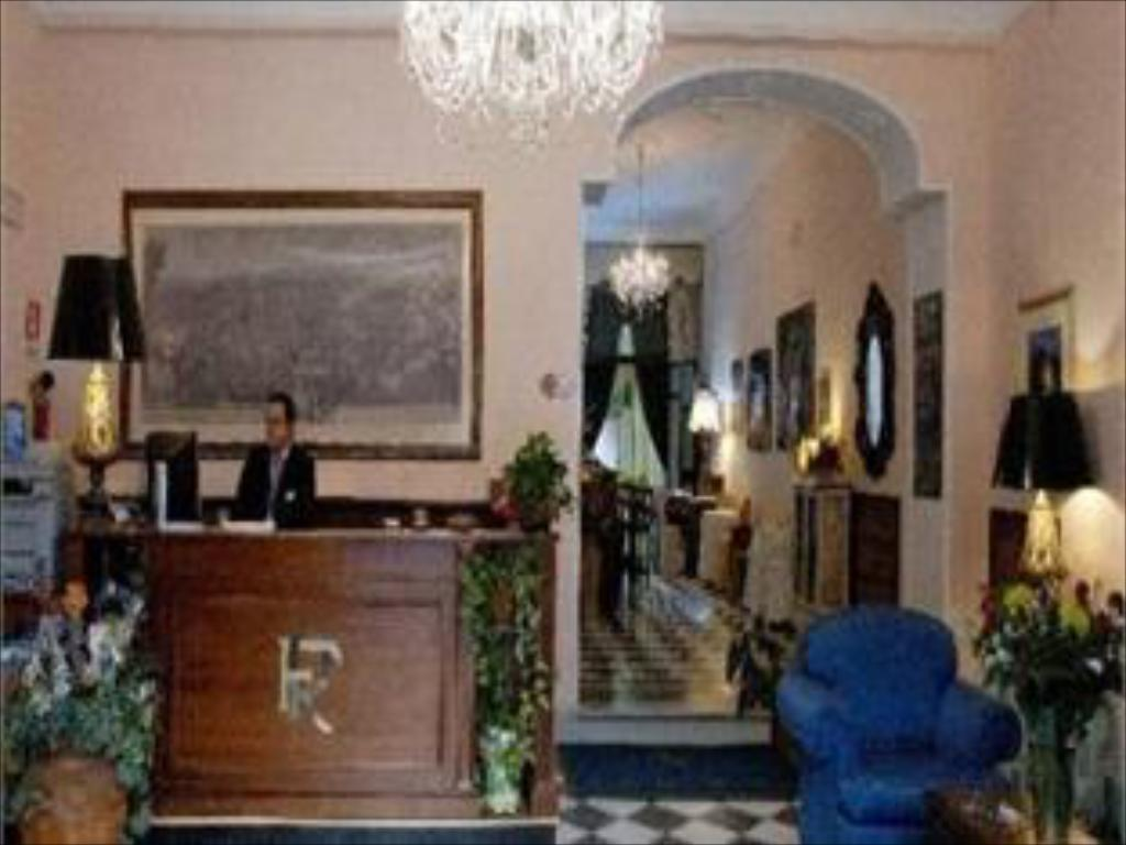 Hall Hotel Residenza In Farnese