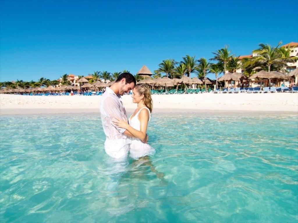 Sandos Playacar Beach Resort Select