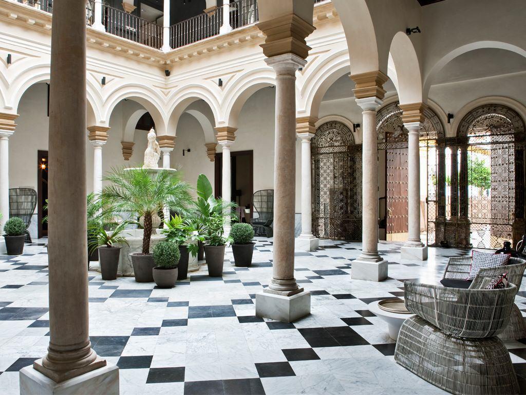 Hotel Palacio De Villapanes Seville
