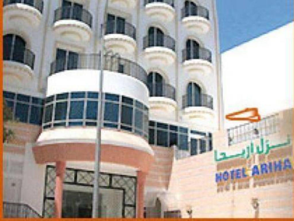 More about Ariha Hotel