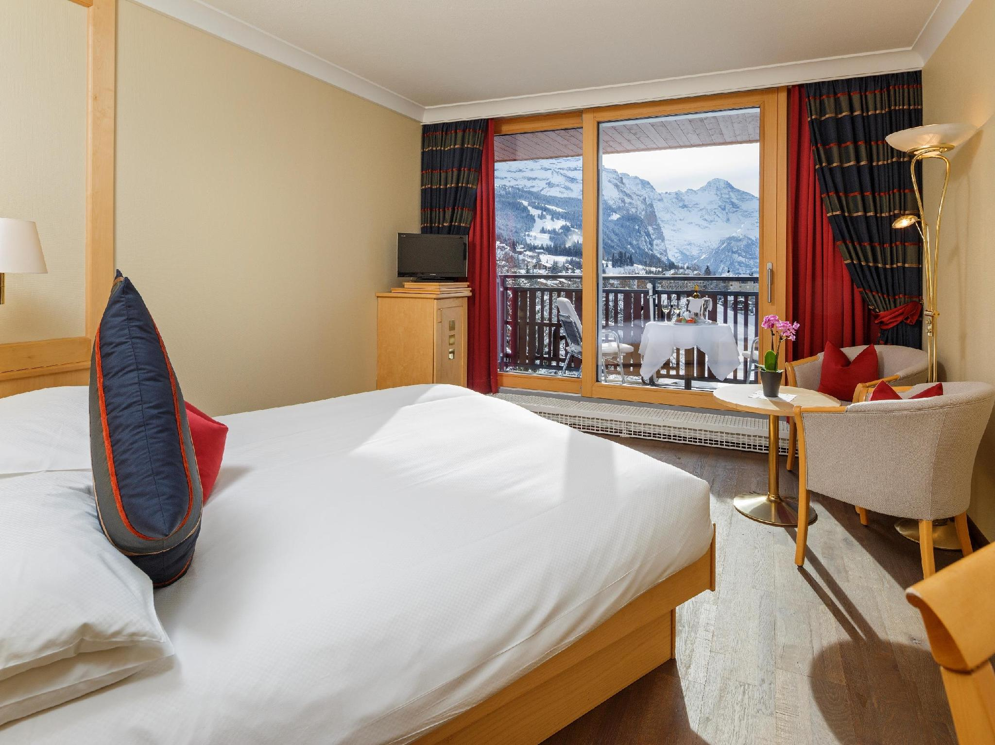 Singola Vista Montagna (Single Room with Mountain View)