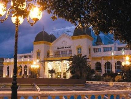Lhôtel Casino Des Palmiers