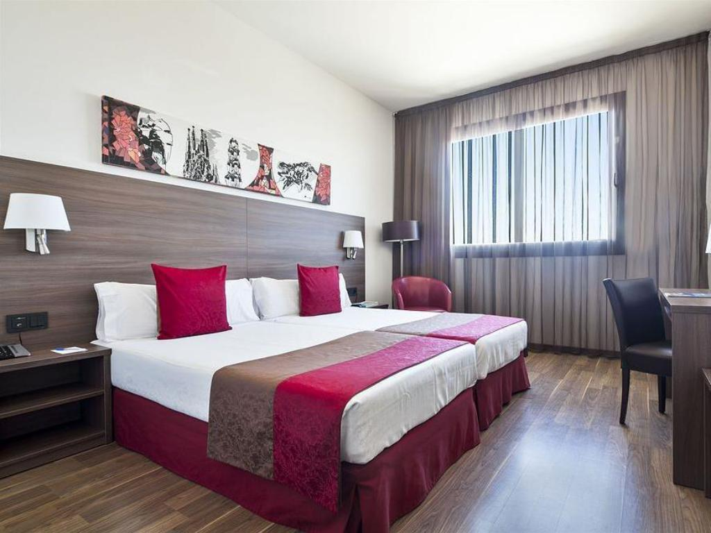 Hotel 4 Barcelona Booking Agoda Com Best Price Guarantee