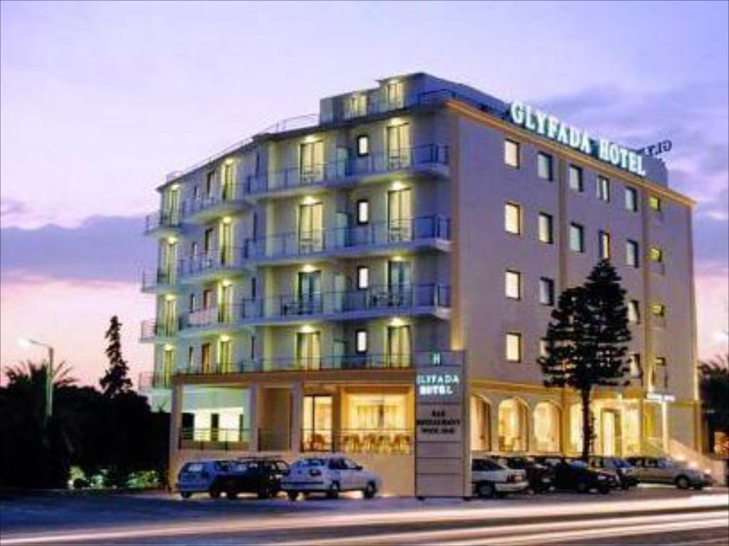 More about Glyfada Hotel