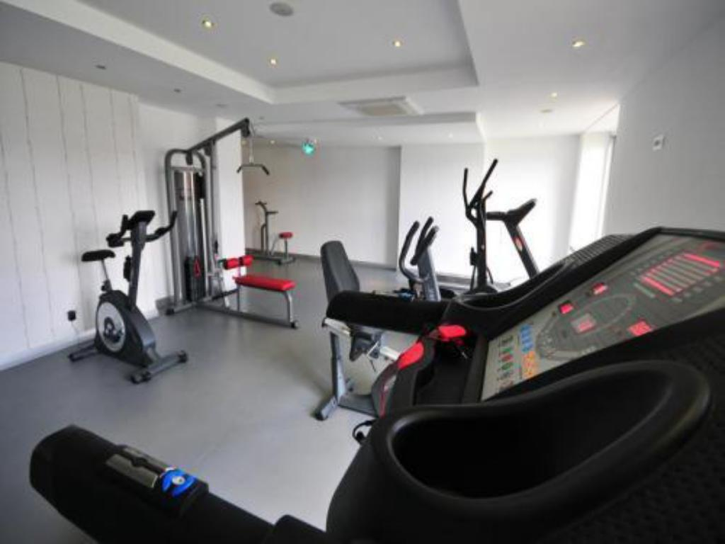 Fitness center Highlight Hotel X-Beach