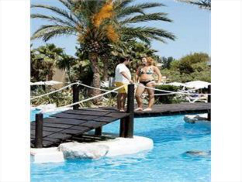 Peldbaseins Garden Holiday Village - Adults Only