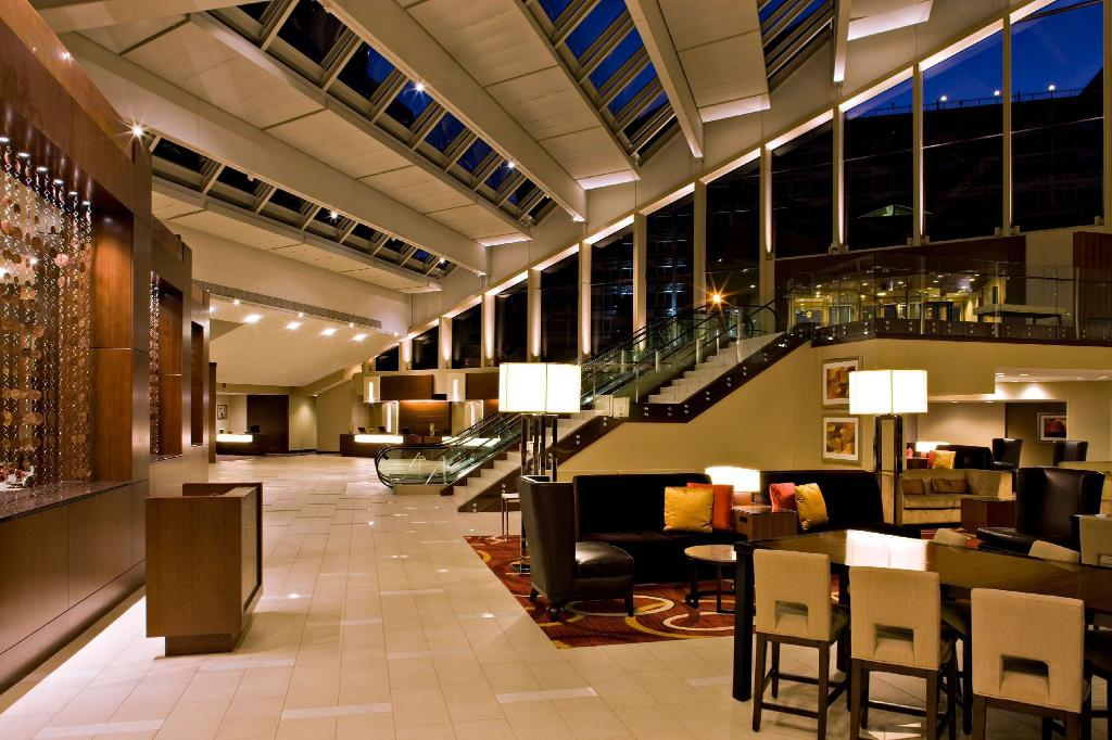 Lobby Hyatt Regency Washington