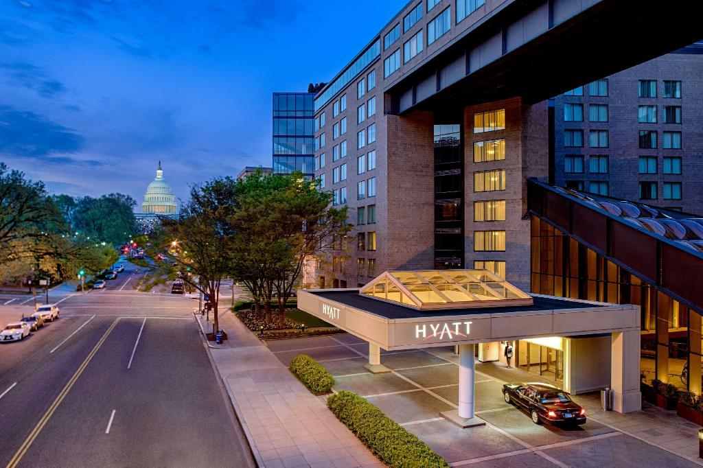 More about Hyatt Regency Washington