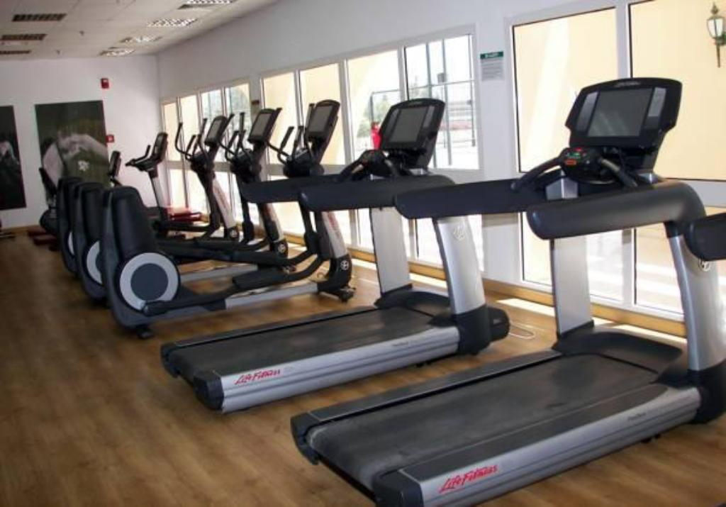 Fitness center Hurghada Marriott Beach Resort