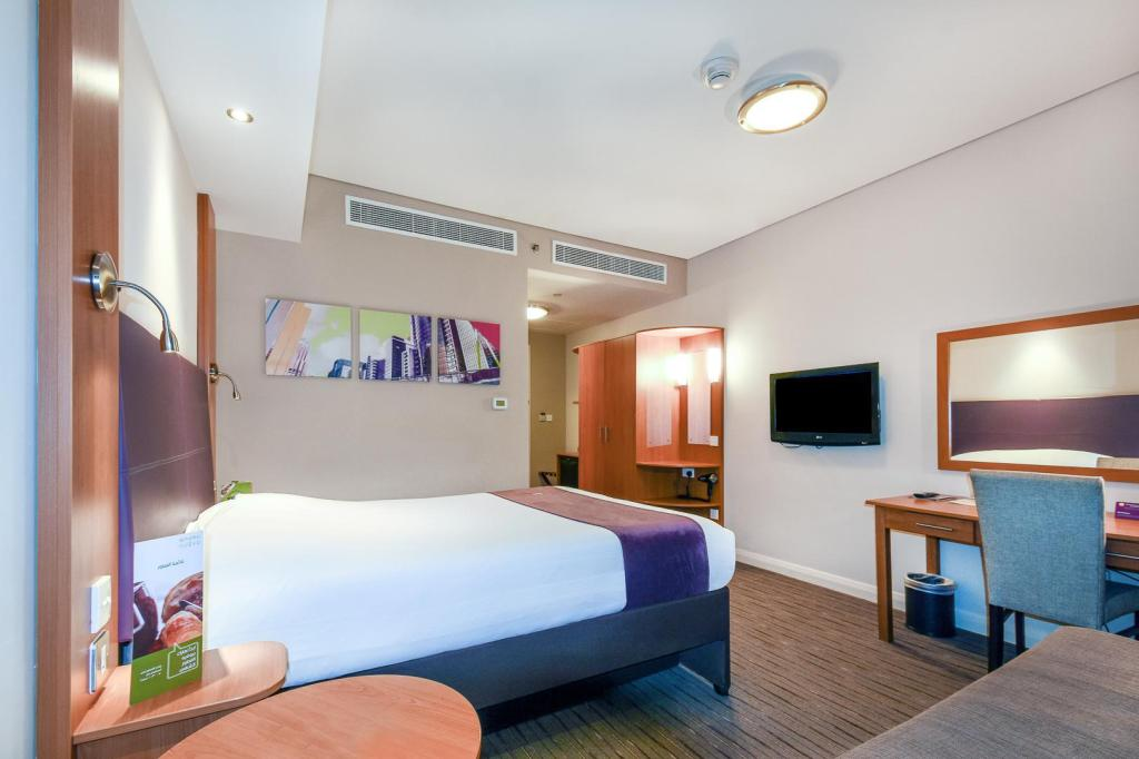 Premier Inn Dubai International Airport in United Arab