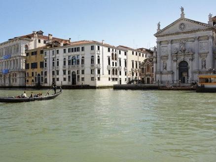 Palazzo Giovanelli e Gran Canal Venezia in Venice