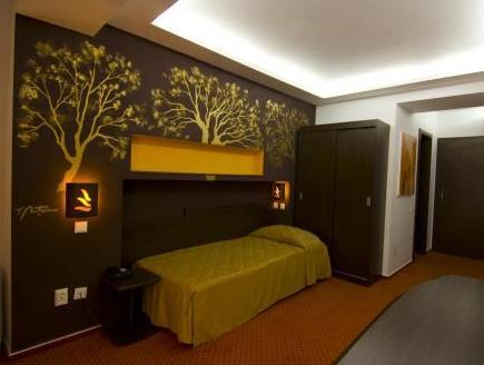 Quarto individual com varanda (Single Room with Balcony)