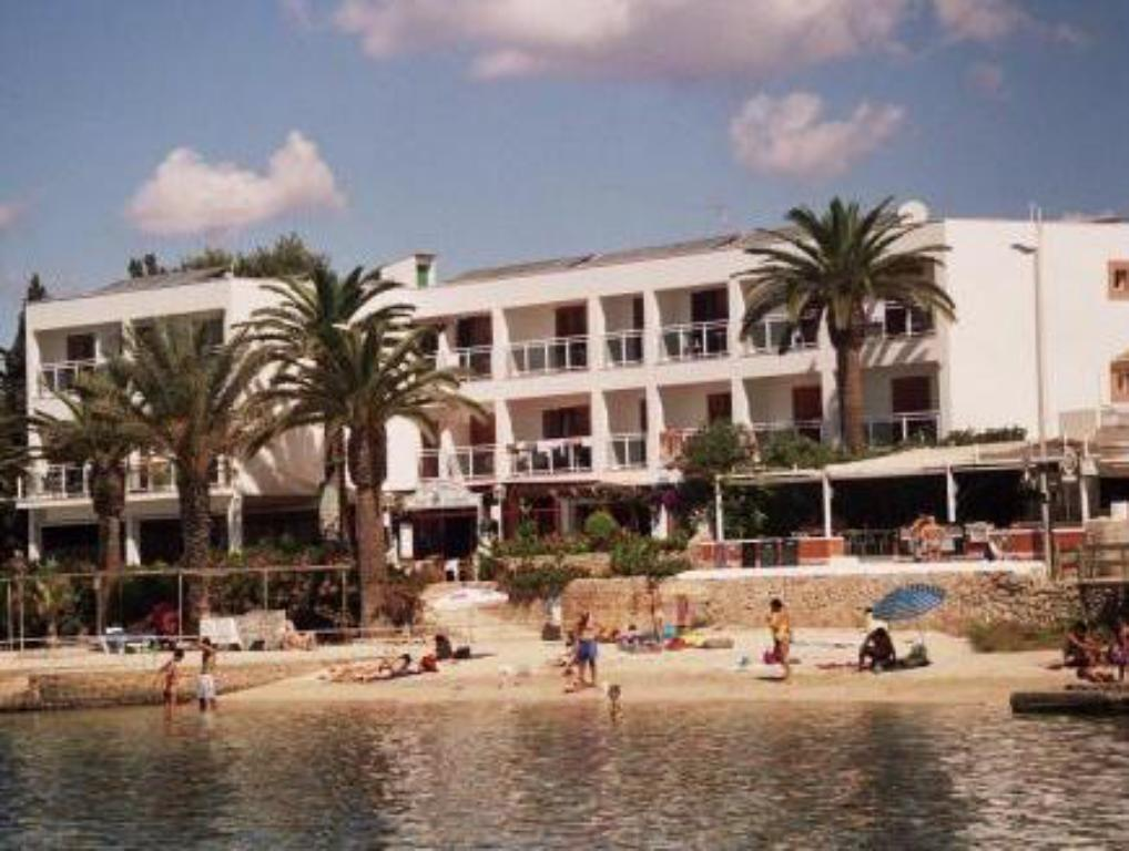 Spiaggia Hotel Ses Figueres