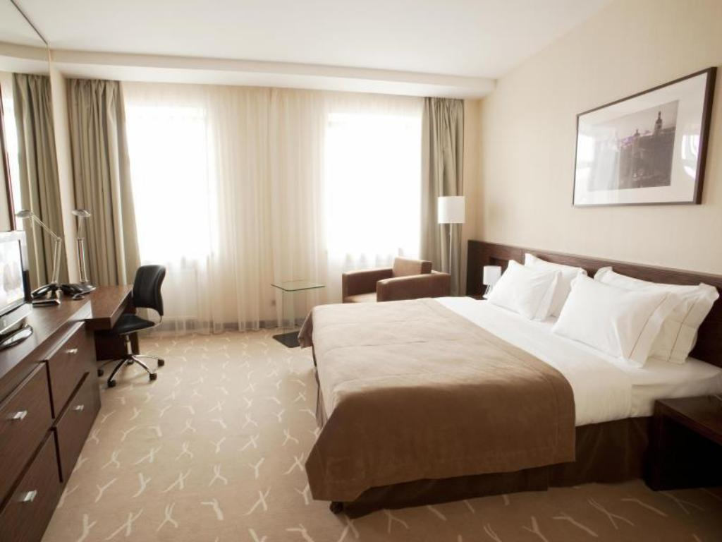Business Double - Guestroom Kadashevskaya Hotel
