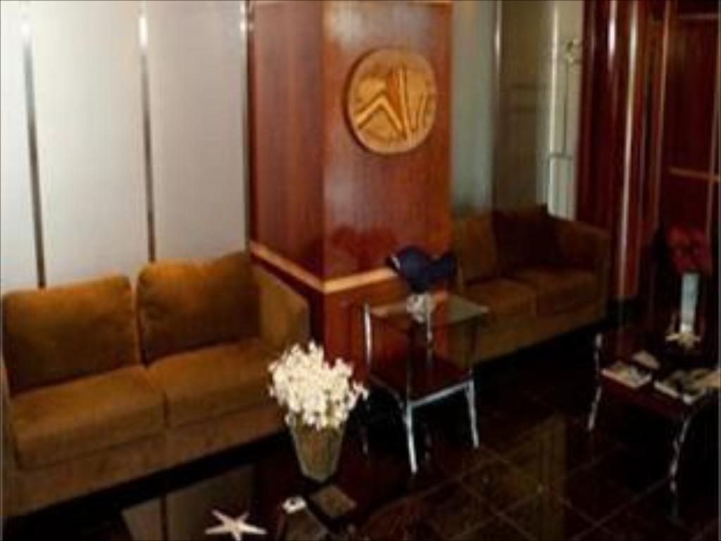 Interior view Planalto Bittar Hotel e Eventos