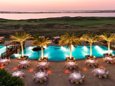 Radisson blu hotel abu dhabi yas island united arab - Radisson blu sharjah swimming pool ...