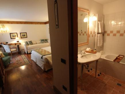 Doppia con Balcone (Double Room with Balcony)