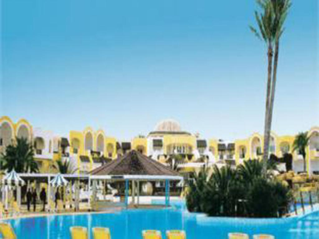 Basen Djerba Holiday Beach Hotel