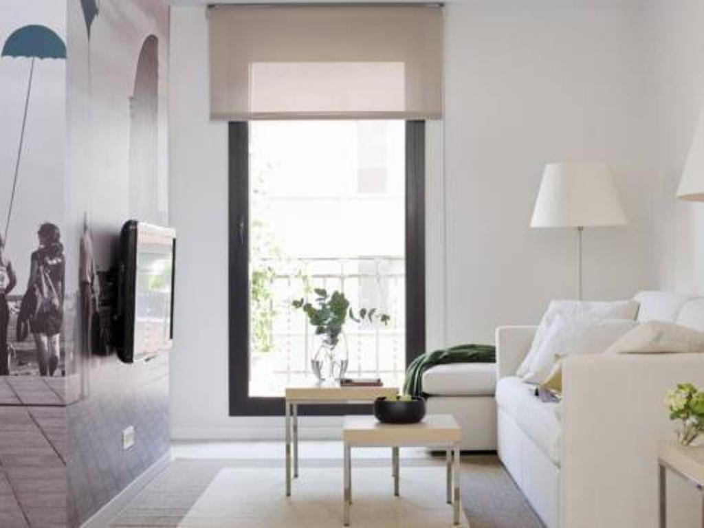 Interiér Eric Vökel Boutique Apartments – Sagrada Familia Suites