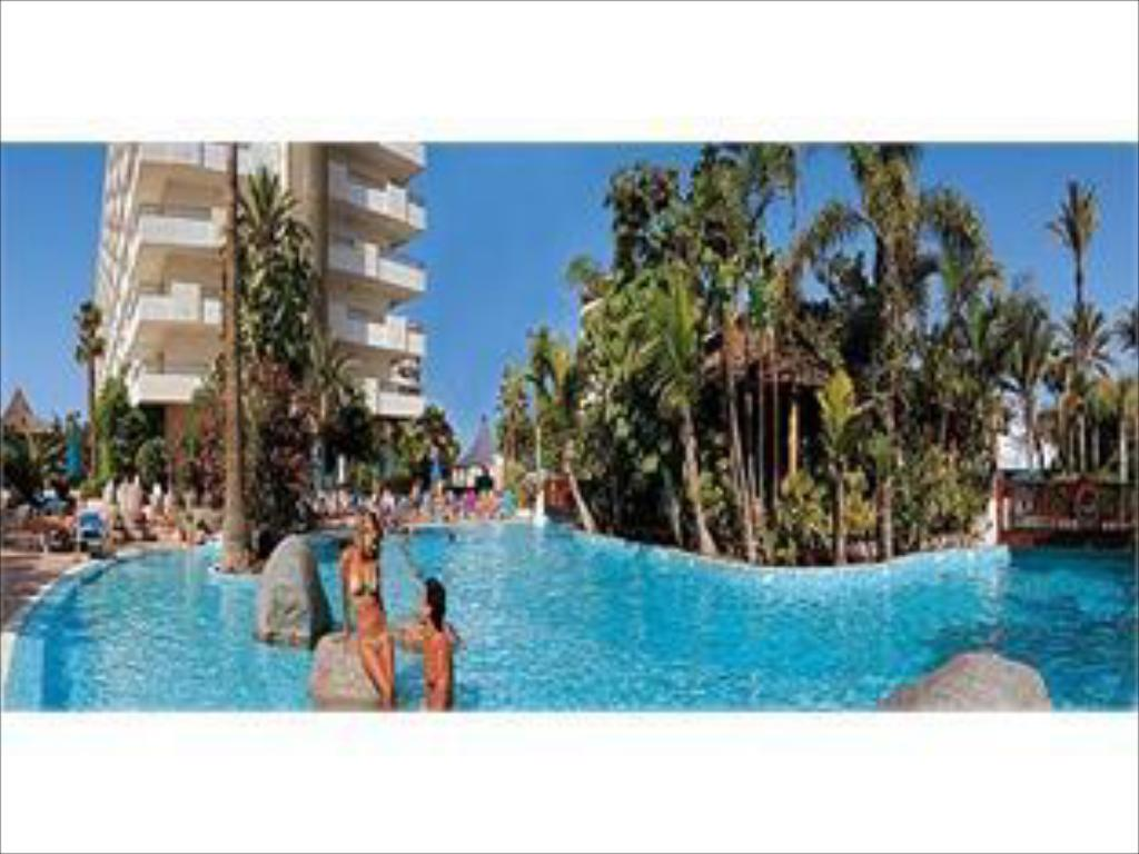 Piscina Sentido Gran Canaria Princess - Adults Only