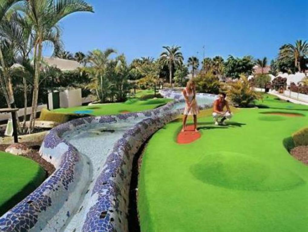 Golf course [on-site] Sentido Gran Canaria Princess - Adults Only