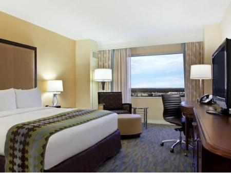 Guestroom Hilton Orlando Bonnet Creek Resort