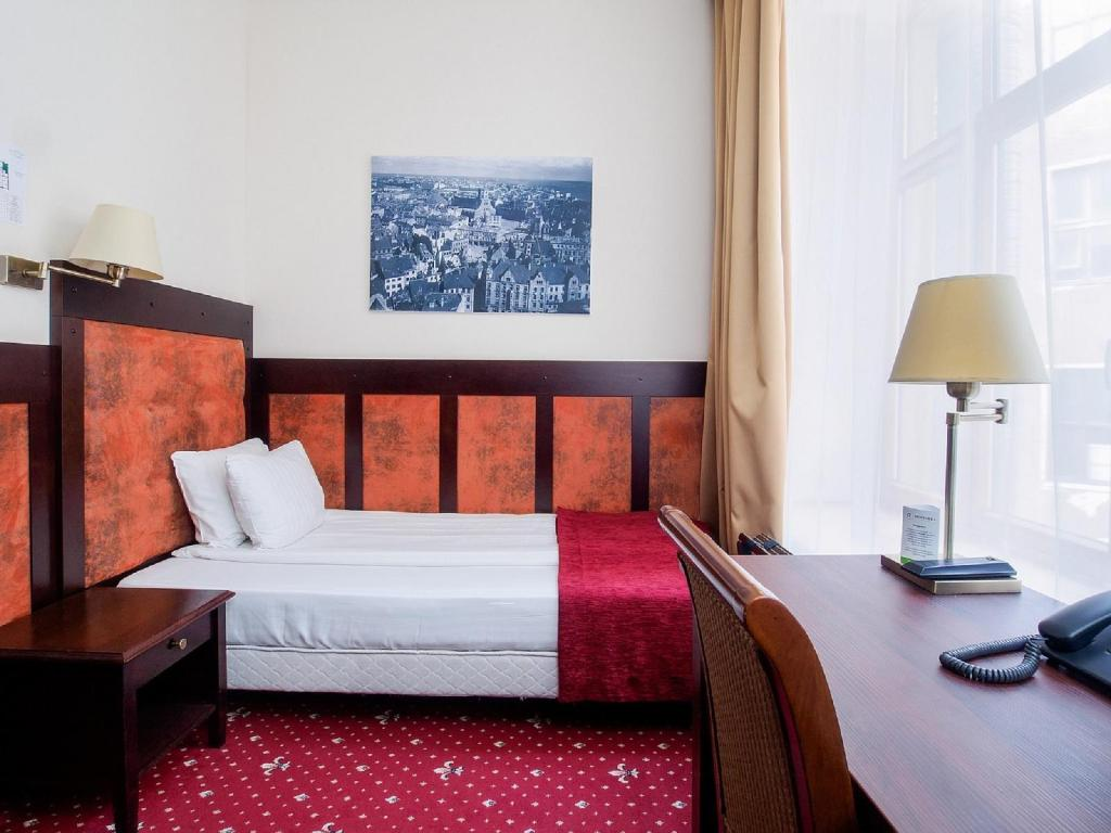 Single Standard - Guestroom Rixwell Old Riga Palace