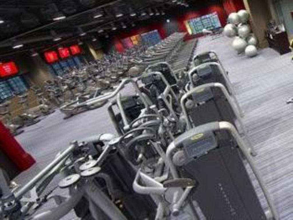 Fitnesscenter Village Hotel Solihull