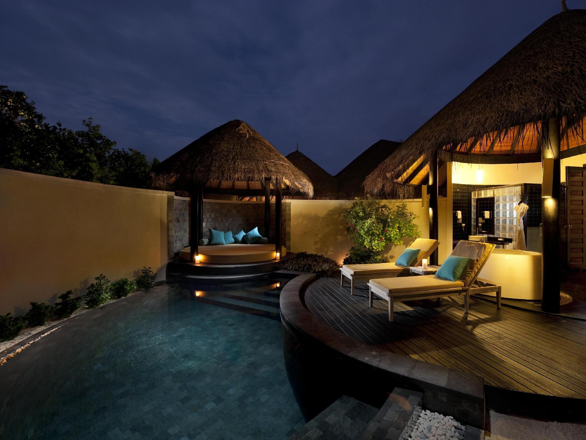 Pool Beach Villa with Separate Living