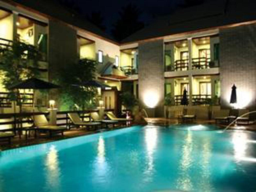 Swimming pool Samui Seabreeze Place