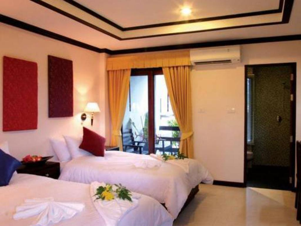 Standard Twin Ground Floor - Guestroom Samui Seabreeze Place